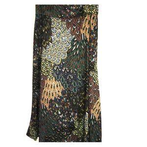 A line skirt 👚
